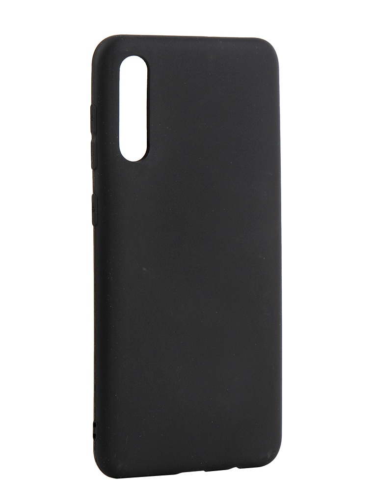 Чехол Pero для Samsung Galaxy A50 / A50S Soft Touch Black CC01-A50B / CC01-A50SB