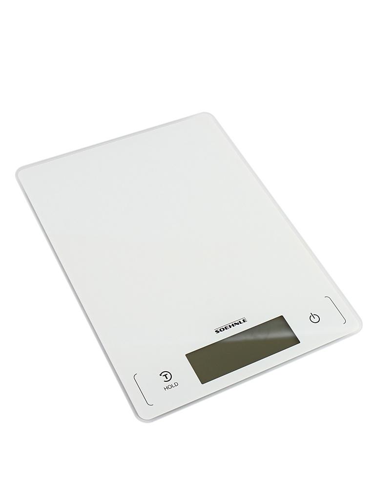 Весы Soehnle Page Profi 300 White 61507