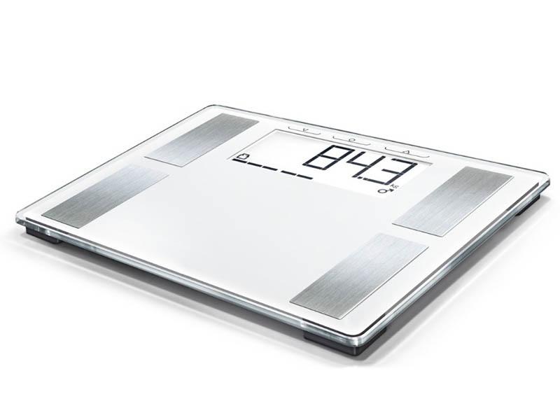 весы напольные soehnle shape sense control 200 white 63858 Весы напольные Soehnle Shape Sense Profi 100 White 63868