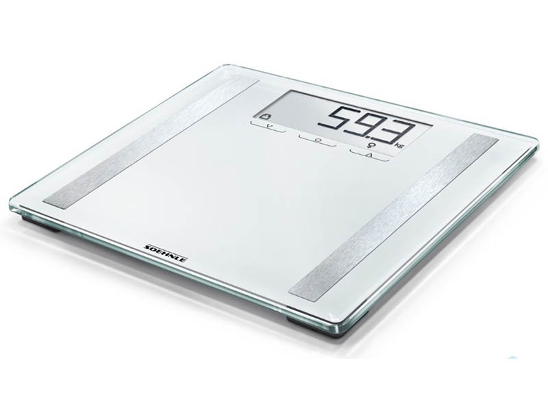 весы напольные soehnle shape sense control 200 white 63858 Весы напольные Soehnle Shape Sense Control 200 White 63858