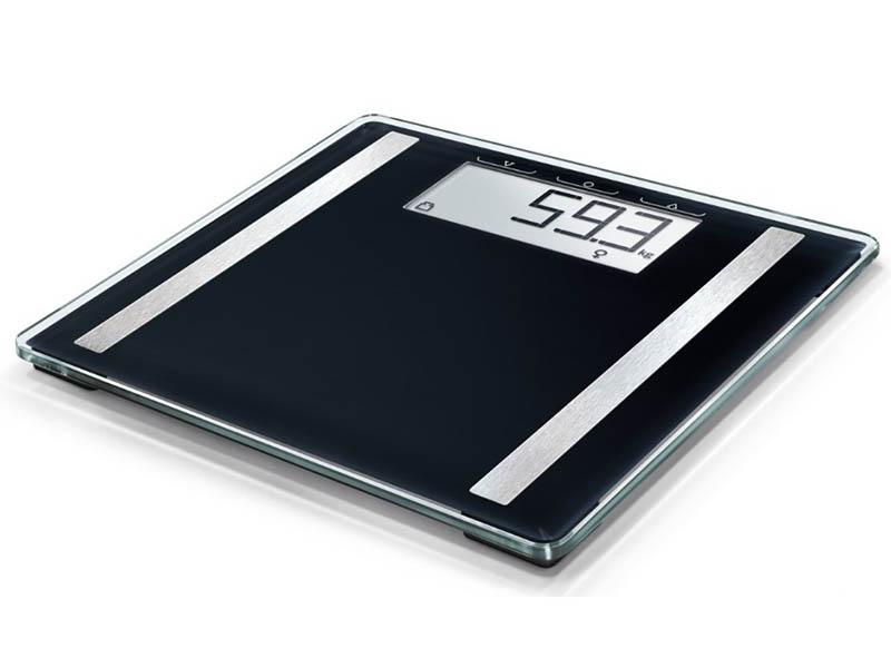 Купить Весы напольные Soehnle Shape Sense Control 100 Black 63857