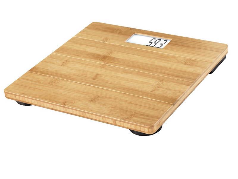 весы напольные soehnle shape sense control 200 white 63858 Весы напольные Soehnle Bamboo Natural Wood 63844