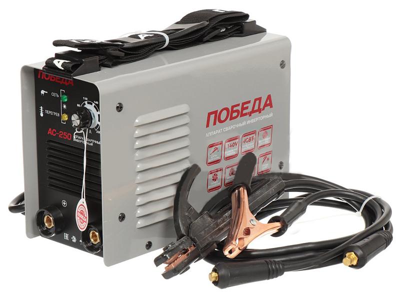 сварочный аппарат brima tig 200 ac dc Сварочный аппарат Победа AC 250