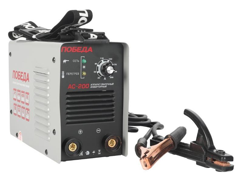 сварочный аппарат brima tig 200 ac dc Сварочный аппарат Победа AC 200