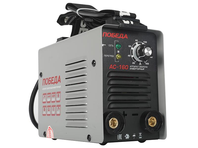 сварочный аппарат brima tig 200 ac dc Сварочный аппарат Победа AC 160