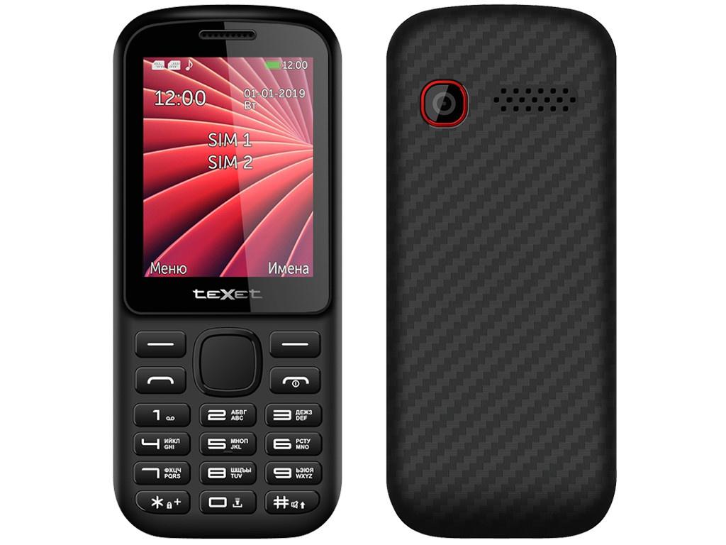 Сотовый телефон teXet TM-218