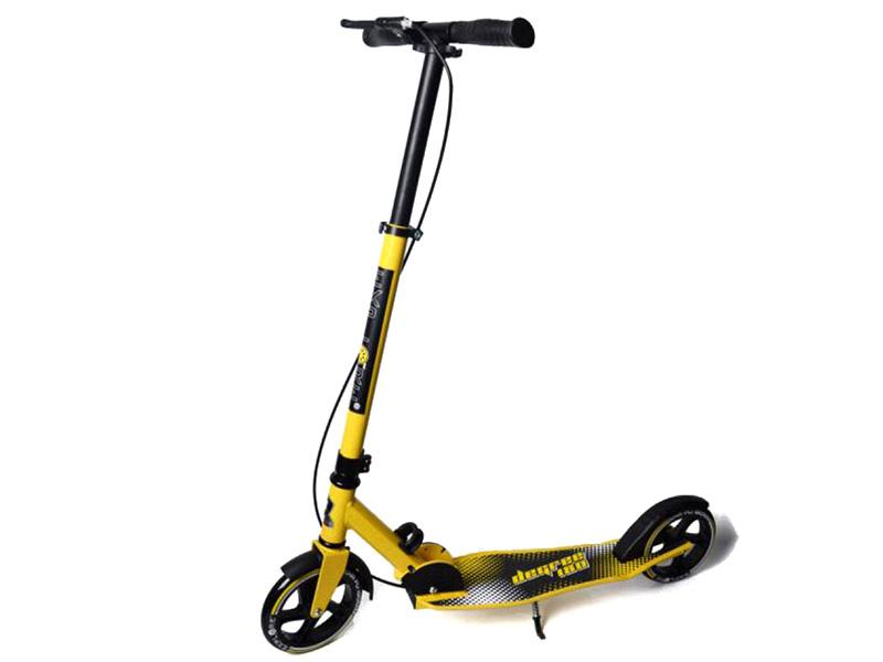 Купить Самокат Explore Degree 180 Pro HS Yellow