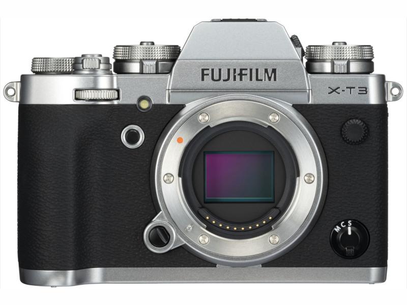 fujifilm s5 pro Фотоаппарат Fujifilm X-T3 Body Silver