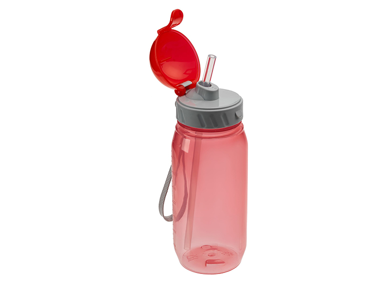 Бутылка Проект 111 Aquarius 400ml Red 10332.50
