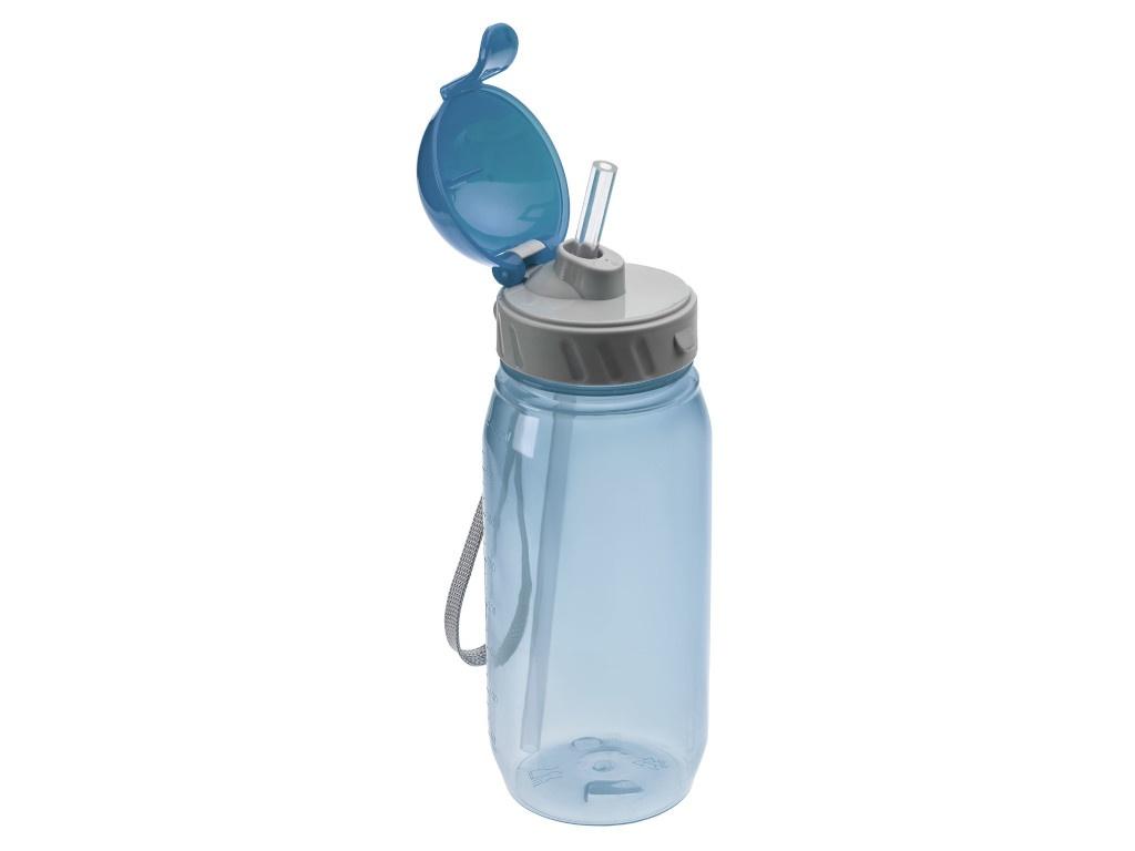 Бутылка Проект 111 Aquarius 400ml Blue 10332.40