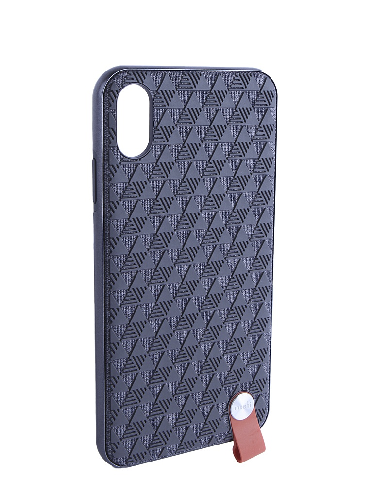 Купить Аксессуар Чехол Moshi для APPLE iPhone XS Max Altra Black 99MO117002