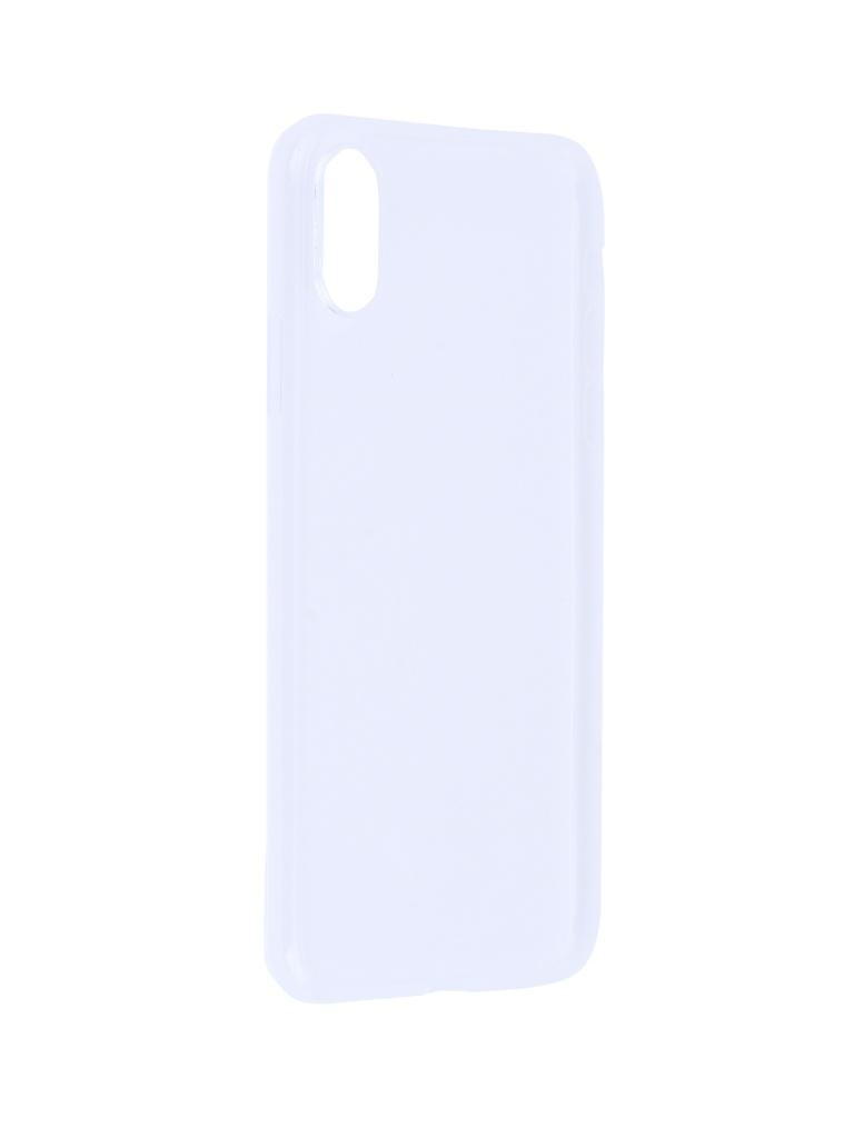 Купить Аксессуар Чехол Moshi для iPhone XR SuperSkin Crystal Clear 99MO111906
