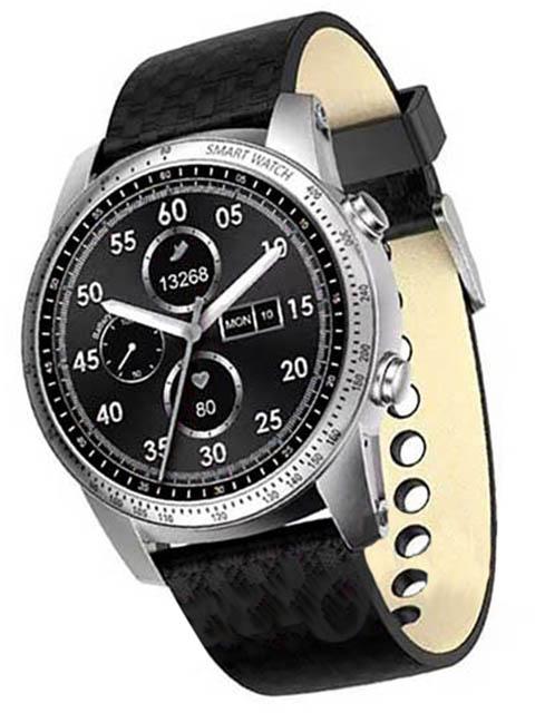 умные часы kingwear kw18 silver Умные часы KingWear KW99 Pro Silver