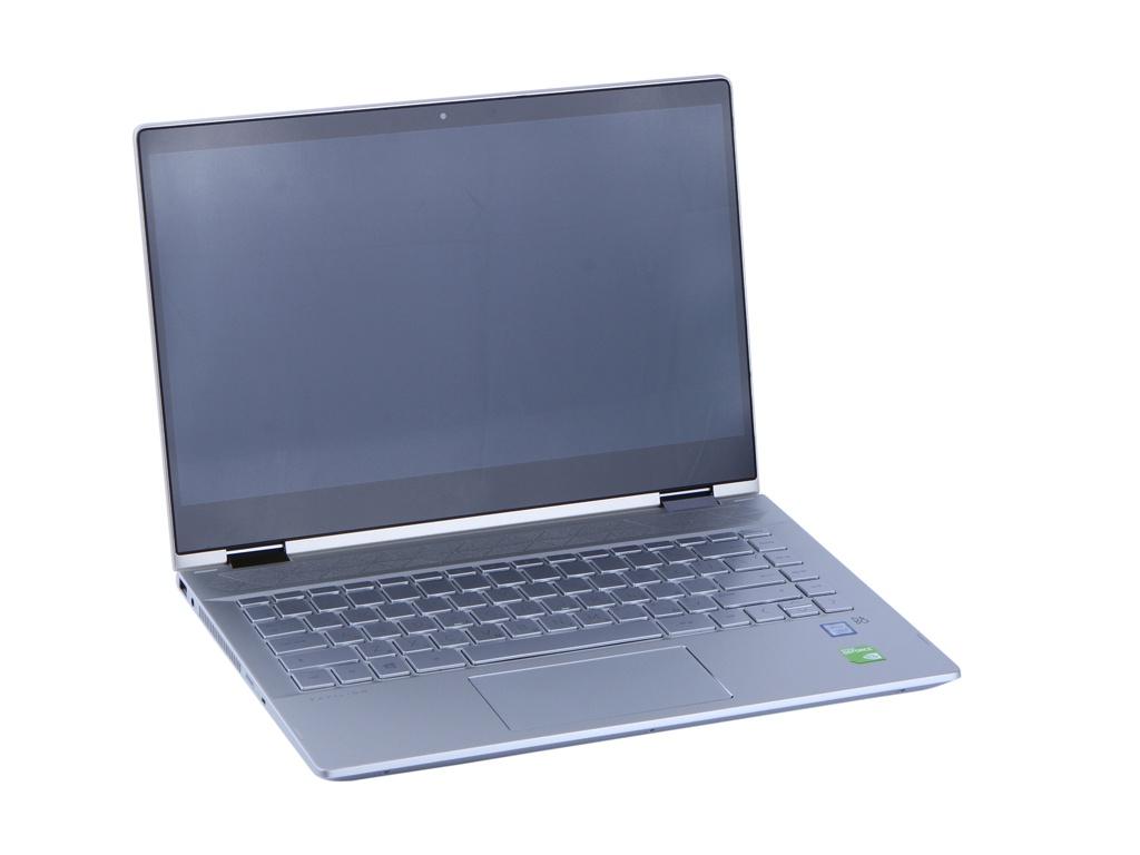 Купить Ноутбук HP Pavilion x360 14-cd1017ur 5SU57EA (Intel Core i5-8265U 1.6GHz/8192Mb/256Gb SSD/nVidia GeForce MX130 2048Mb/Wi-Fi/Bluetooth/Cam/14.0/1920x1080/Touchscreen/Windows 10 64-bit), HP (Hewlett Packard)