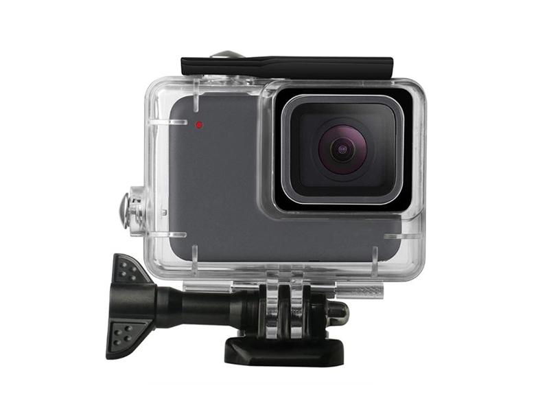 Фото - Аквабокс Lumiix GP481 Silver для GoPro Hero 7 зарядное устройство lumiix gp402 9 for gopro hero 9