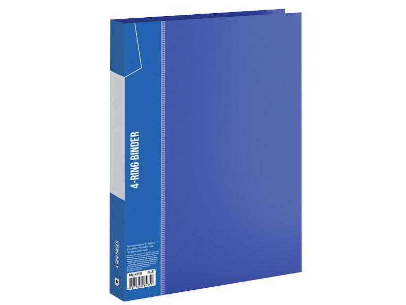папка berlingo silver a4 380x280x50mm grey metallic adb 04028 Папка Berlingo Standard 25mm Blue ABp_42102