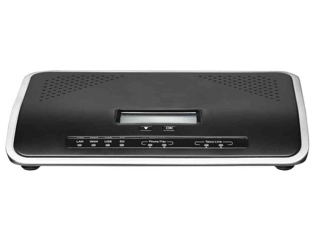 VoIP оборудование Grandstream UCM6204