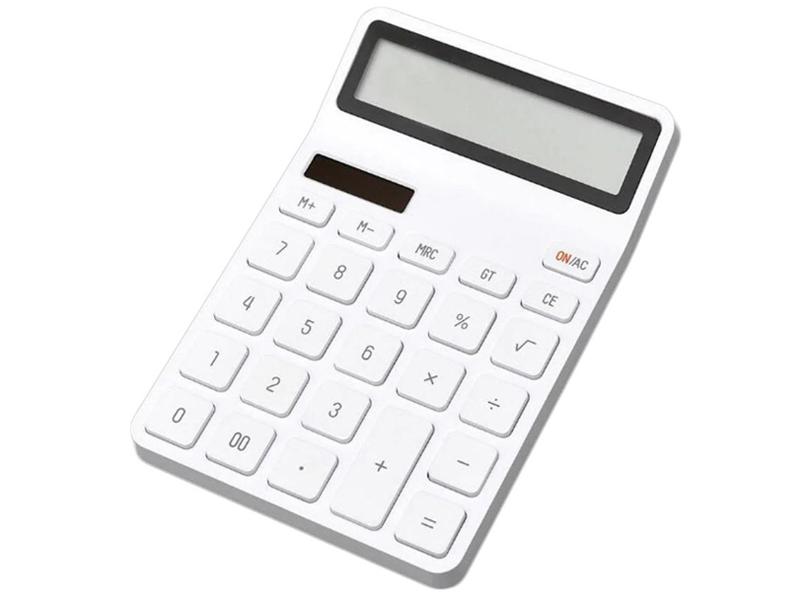Калькулятор Xiaomi Kaco Lemo Desk Electronic Calculator K1412