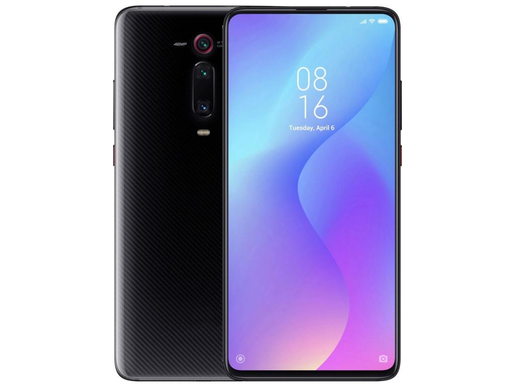 mi max 2 64gb Сотовый телефон Xiaomi Mi 9T 6/64GB Black