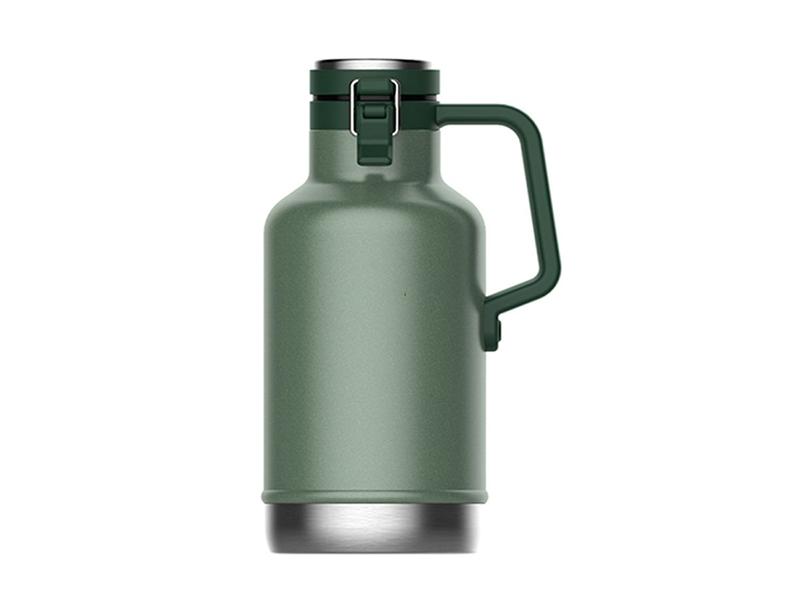 рулетка stanley stht0 33559 Термос STANLEY Classic Vacuum Growler (1,9 л) Dark Green
