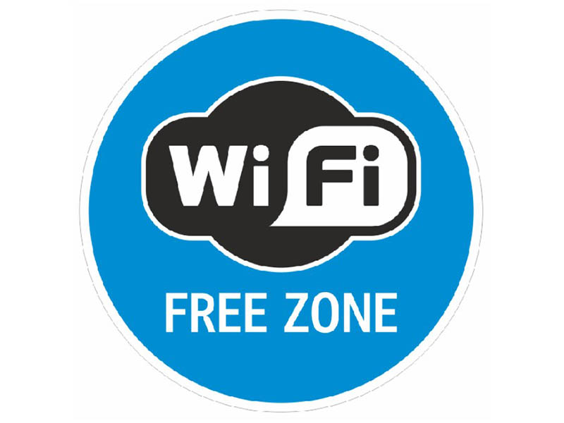 наклейка mashinokom зона wifi 10x10cm vro010 Наклейка Mashinokom Зона WIFI 18x18cm VRO011