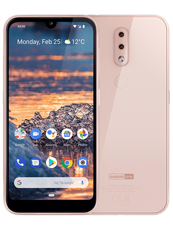 сотовый телефон nokia 3310 2017 ta 1030 yellow Сотовый телефон Nokia 4.2 3/32GB Pink
