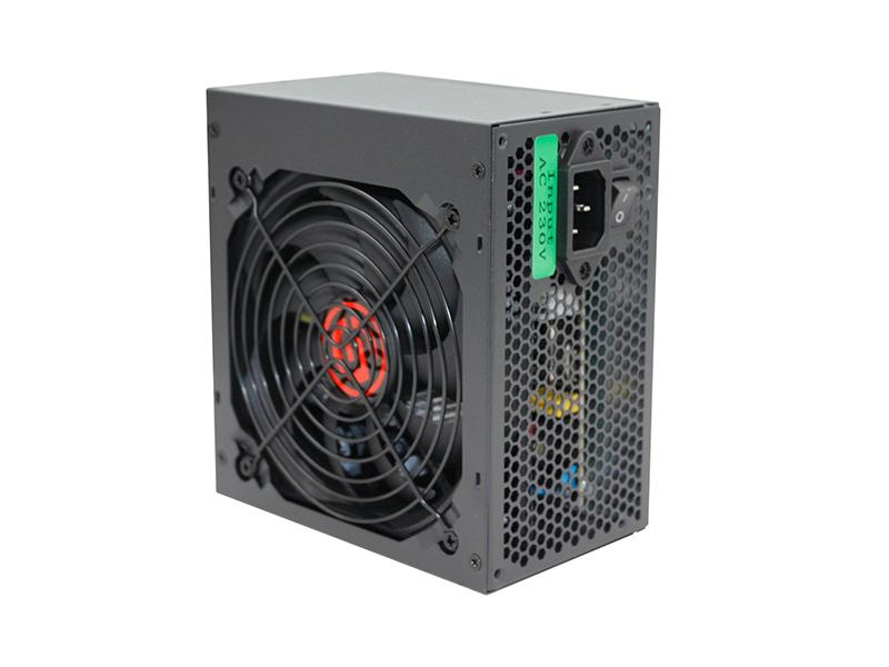 Блок питания Ginzzu CB600 12CM 600W