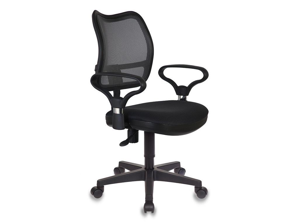 компьютерное кресло бюрократ ch 479 brown 1111448 Компьютерное кресло Бюрократ CH-799AXSN Black