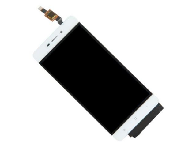 Купить Дисплей RocknParts для Xiaomi Redmi 4 в сборе с тачскрином White 537709