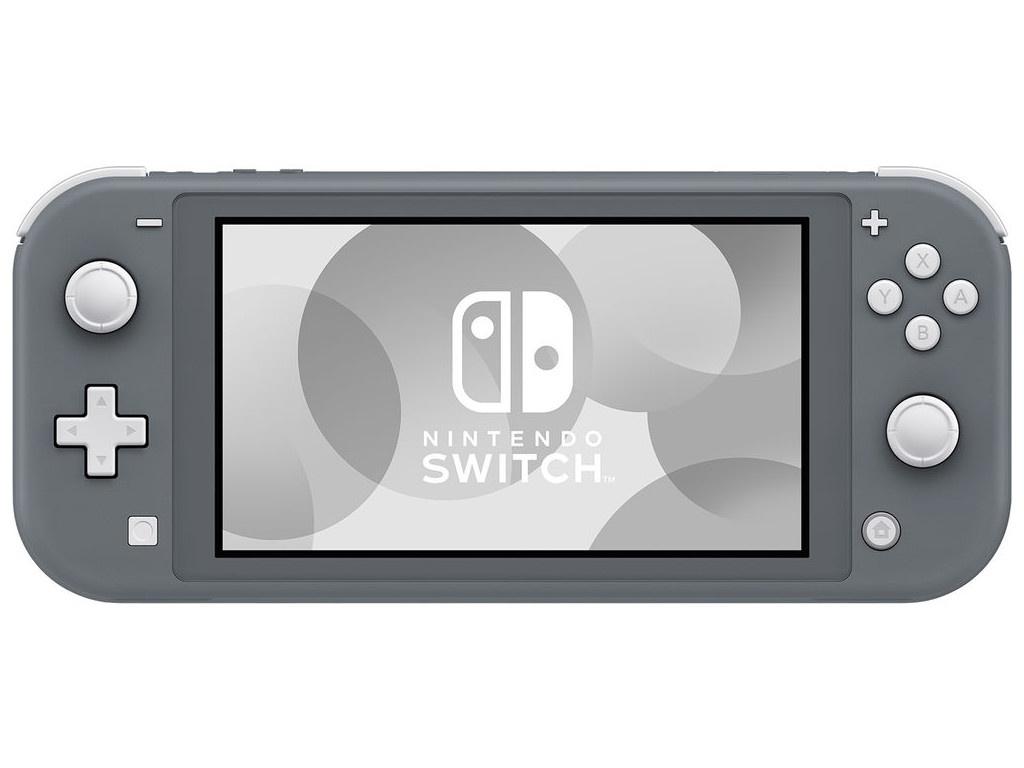 Игровая приставка Nintendo Switch Lite Grey