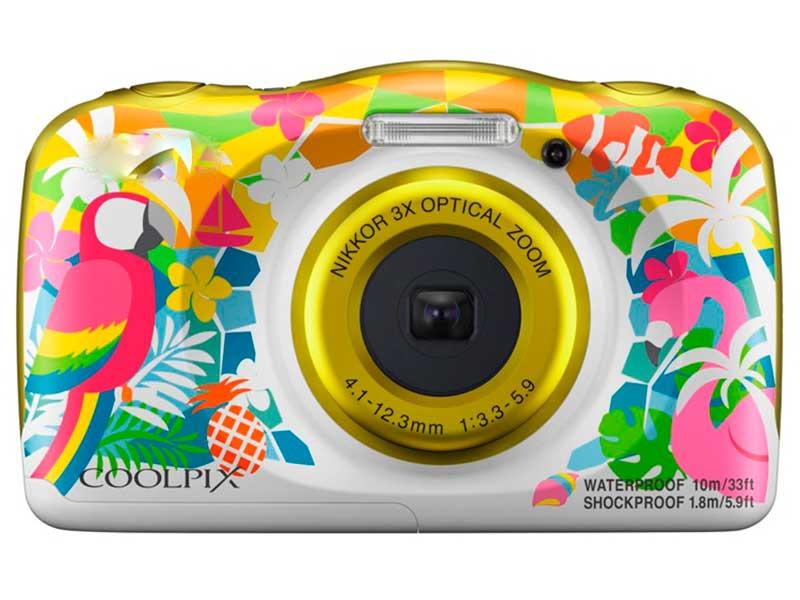 конструктор фотоаппарат Фотоаппарат Nikon Coolpix W150 Resort