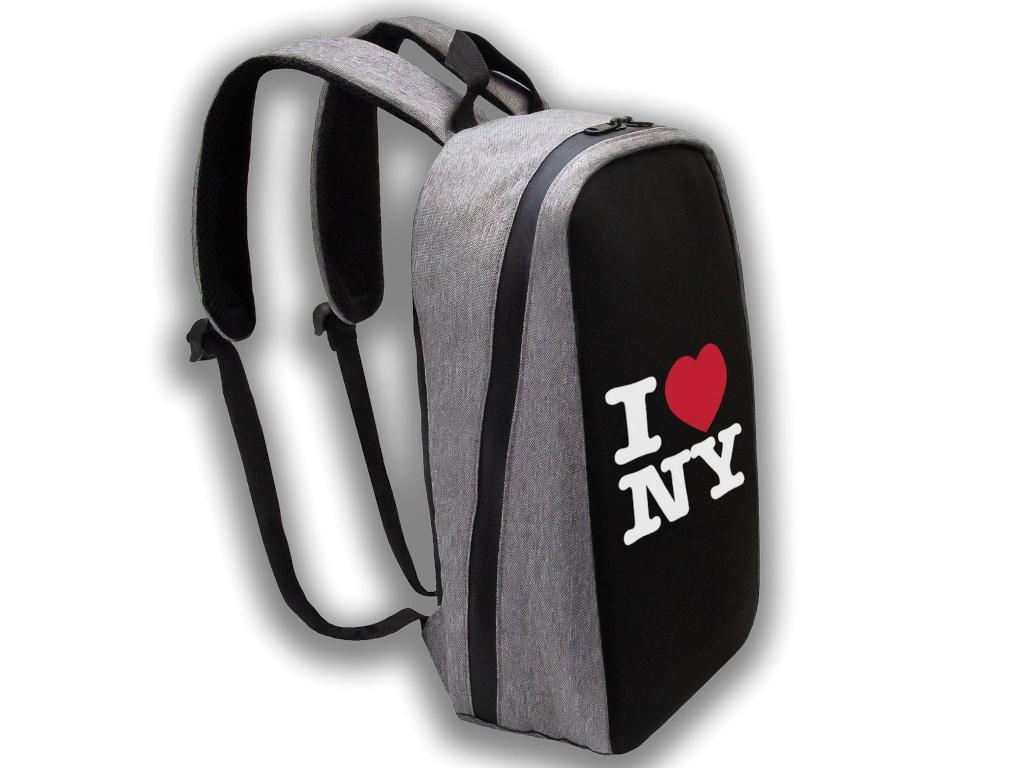 Рюкзак Pixel Bag Plus Grafit