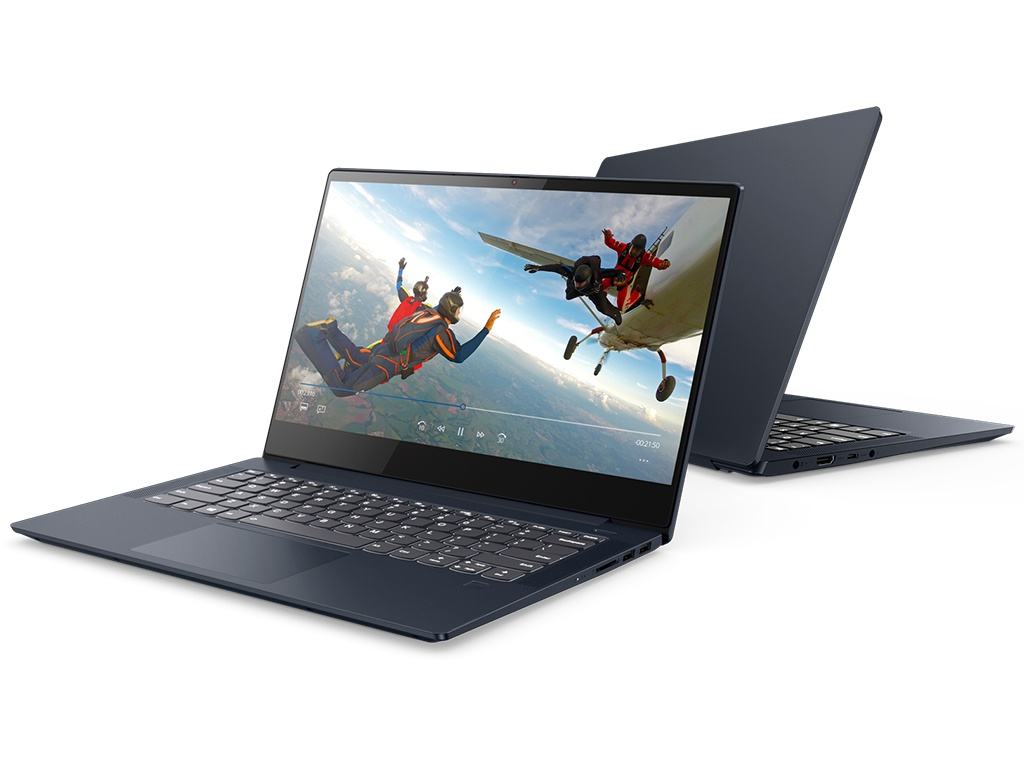 ноутбук asus s330fa ey044 90nb0ku3 m02860 intel core i3 8145u 2 1ghz 8192mb 256gb ssd no odd intel hd graphics wi fi cam 13 3 1920x1080 dos Ноутбук Lenovo S540-14IWL Blue 81ND0070RK (Intel Core i3-8145U 2.1 GHz/4096Mb/256GB SSD/No ODD/Intel HD Graphics/Wi-Fi/Bluetooth/Cam/14/1920x1080/DOS)