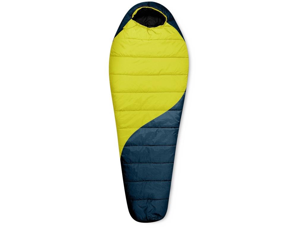 Купить Cпальный мешок TRIMM Balance 195 L Yellow, Trekking Balance 195 L, Чехия
