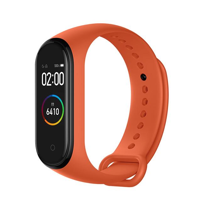 велоперчатки polednik baby р 4 orange pol baby 4 org Умный браслет Xiaomi Mi Band 4 Orange
