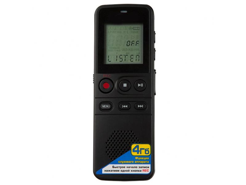 panasonic rr xs410 Диктофон Ritmix RR-810 8Gb Black