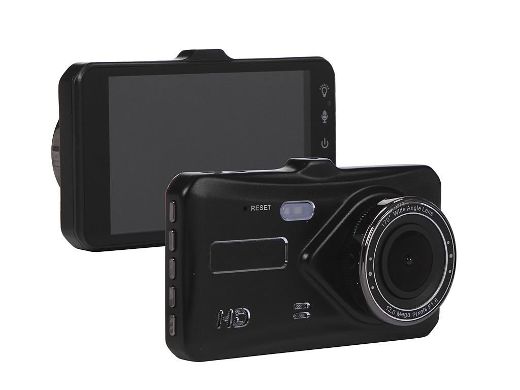 смартфон turbo x5 black 8 гб черный Видеорегистратор Slimtec Dual X5