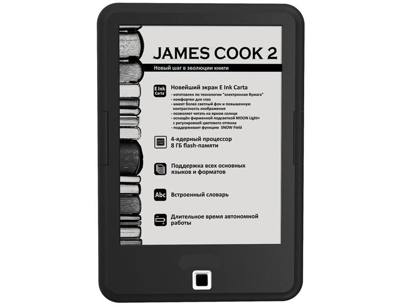 columbus onyx boox c67sml columbus Электронная книга ONYX BOOX James Cook 2