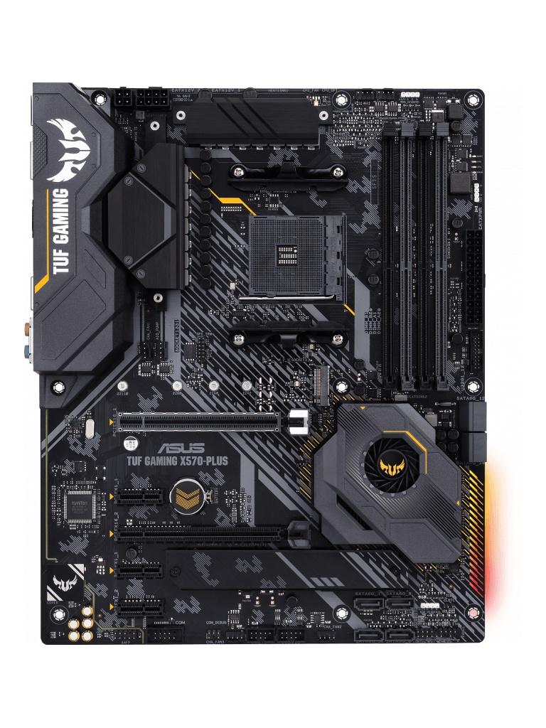 asus tuf h310m plus gaming Материнская плата ASUS TUF Gaming X570-Plus