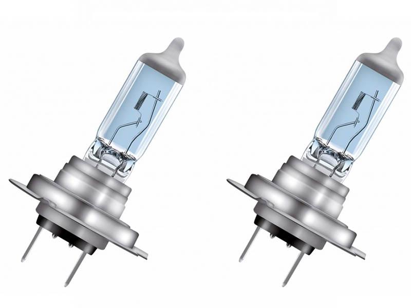 Лампа Osram H7 12V-55W PX26d 2шт Cool Blue 64210CBI-HCB