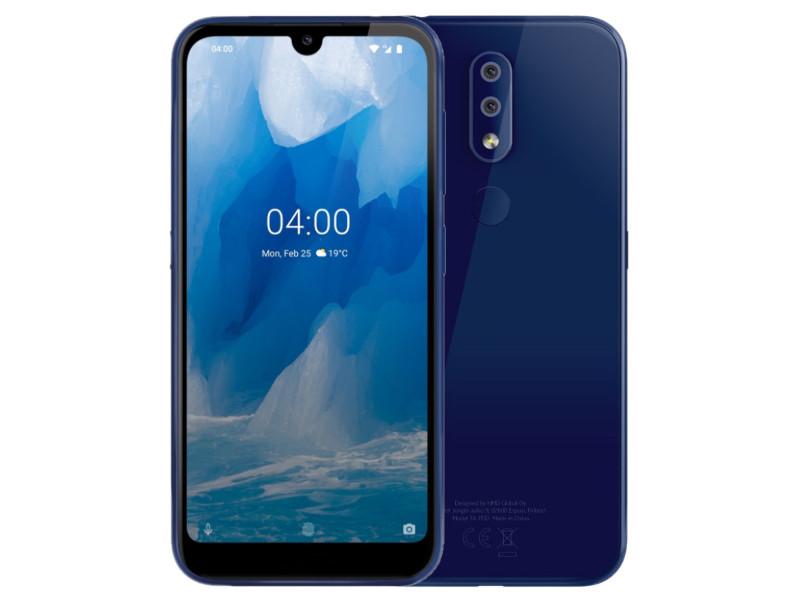 Купить Сотовый телефон Nokia 4.2 (TA-1157) 32Gb Blue