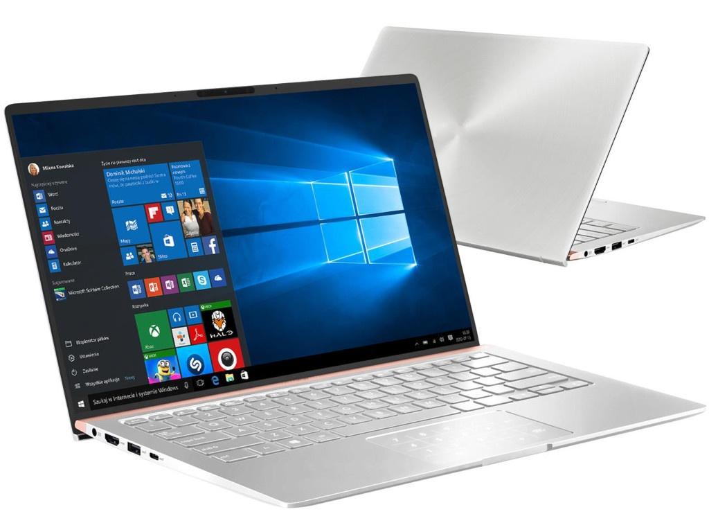 ноутбук asus s330fa ey044 90nb0ku3 m02860 intel core i3 8145u 2 1ghz 8192mb 256gb ssd no odd intel hd graphics wi fi cam 13 3 1920x1080 dos Ноутбук ASUS Zenbook UX433FA-A5119T Silver 90NB0JR4-M04550 (Intel Core i3-8145U 2.1 GHz/8192Mb/256Gb SSD/Intel HD Graphics/Wi-Fi/Bluetooth/Cam/14.0/1920x1080/Windows 10 Home 64-bit)