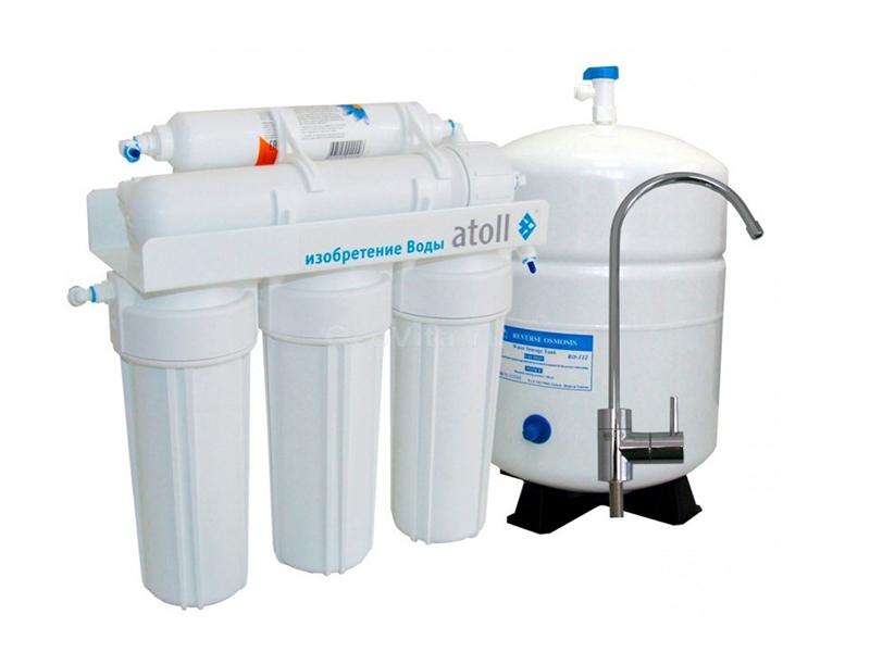Купить Фильтр для воды Atoll A-550 Патриот, A-550 (Патриот)
