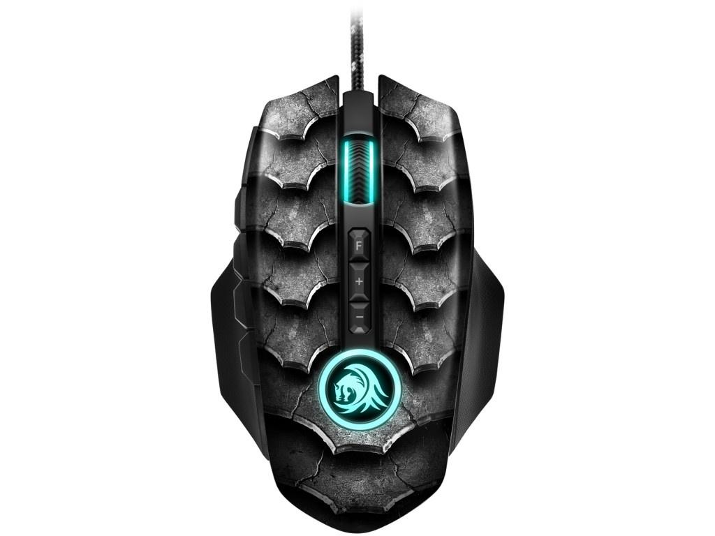 Мышь Sharkoon Drakonia II Black