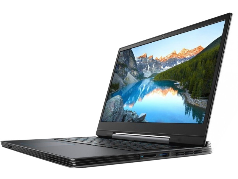 Купить Ноутбук Dell G7-7790 Grey G717-8226 (Intel Core i7-9750H 2.6 GHz/16384Mb/1000Gb + 256Gb SSD/nVidia GeForce RTX 2070 8192Mb/Wi-Fi/Bluetooth/Cam/17.3/1920x1080/Windows 10 Home 64-bit)
