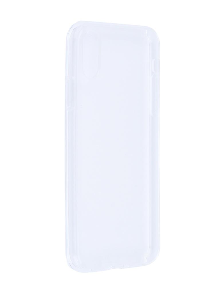 Купить Аксессуар Чехол Moshi для APPLE iPhone XR Vitros Clear 99MO103904