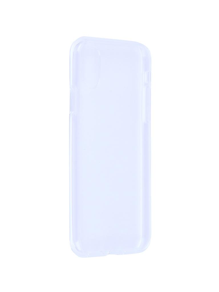 Купить Аксессуар Чехол Moshi для APPLE iPhone X/XS Vitros Crystal Clear 99MO103901
