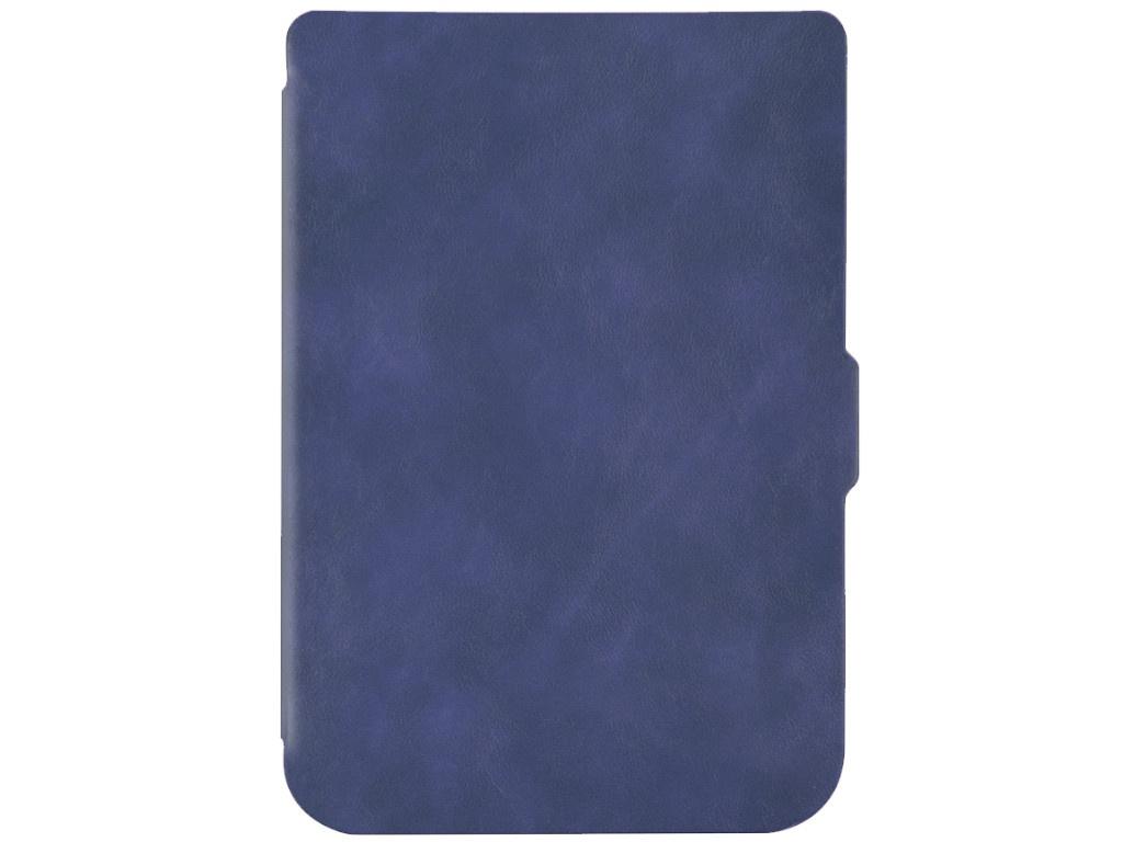 Фото - Аксессуар Чехол BookCase для PocketBook 606/616/627/628/632/633 Dark Blue BC-632-DBLU аксессуар чехол bookcase для pocketbook 606 616 627 628 632 633 tower bc 632 twr