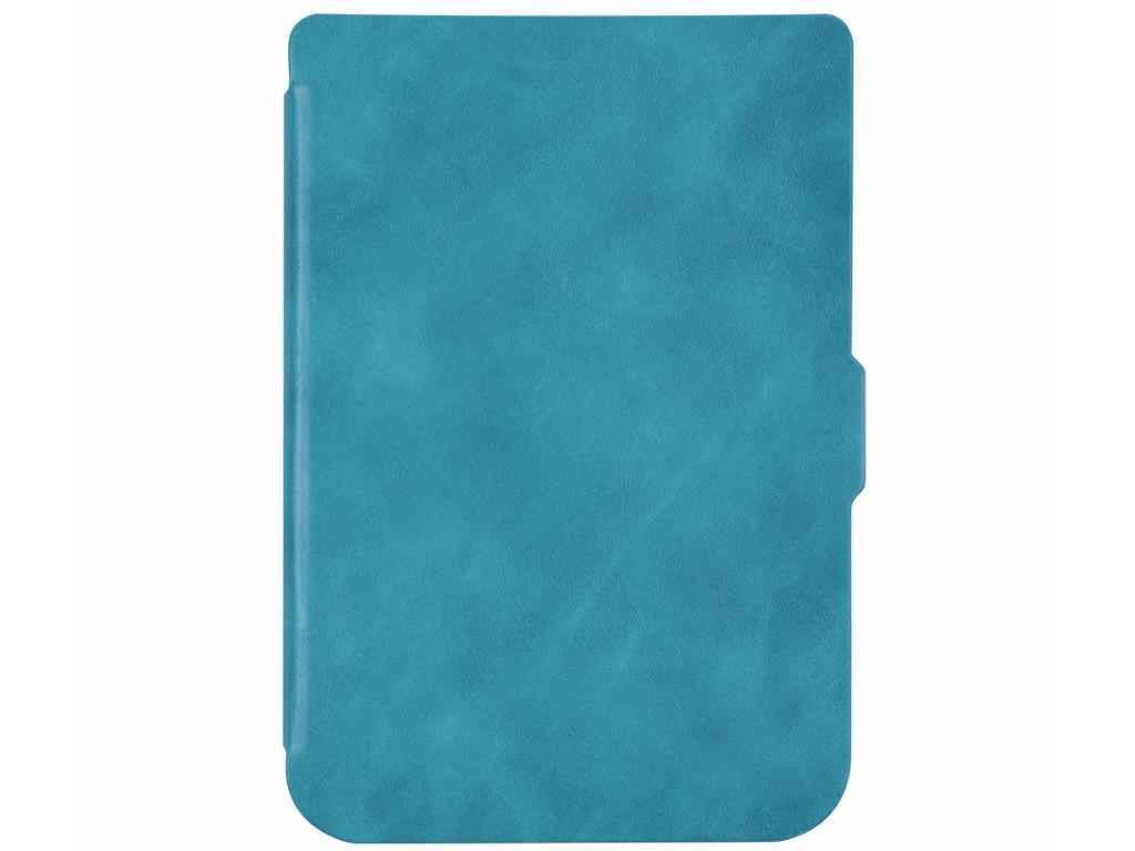 Фото - Аксессуар Чехол BookCase для PocketBook 606/616/627/628/632/633 Light Blue BC-632-BLU аксессуар чехол bookcase для pocketbook 606 616 627 628 632 633 tower bc 632 twr