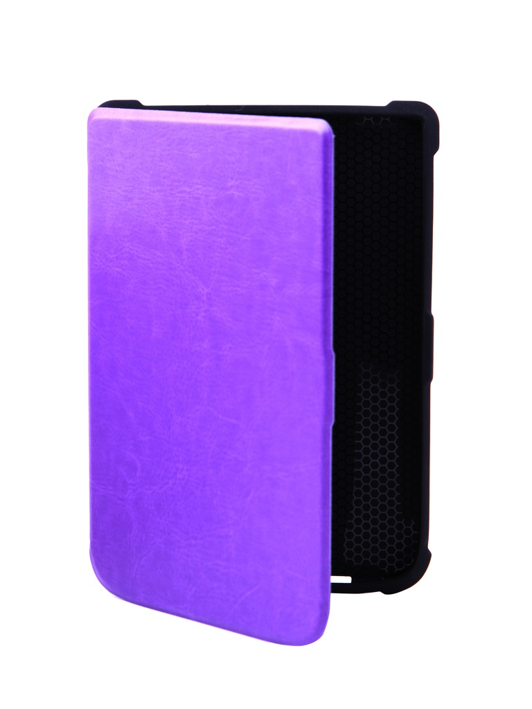 Фото - Аксессуар Чехол BookCase для PocketBook 606/616/627/628/632/633 Purple BC-632-PR аксессуар чехол bookcase для pocketbook 606 616 627 628 632 633 tower bc 632 twr